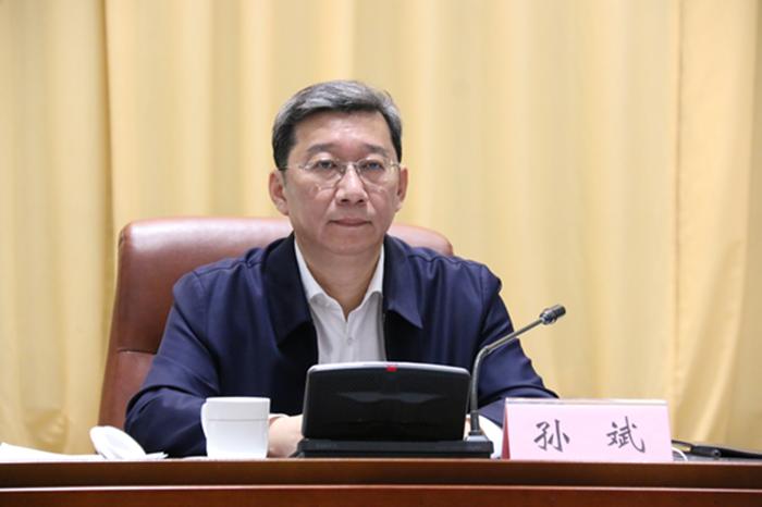 济南市与中科院合作项目建设推进工作会议召开